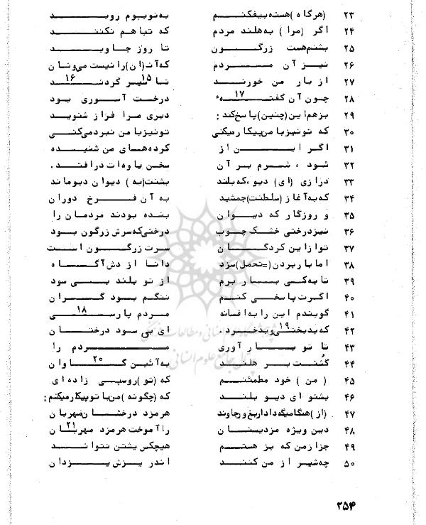 Derakht-e Asurig (2)